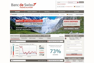 Broker banc de swiss